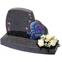 Bubble & Squeak - Lawn Memorial, Headstone