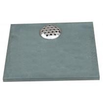 PJ28 - Celtic Green Tablet. Vases and Tablets