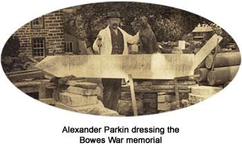 Alexander Parkin