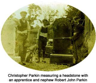 Christopher Parkin