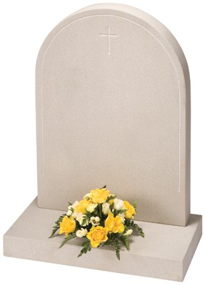 Allerston Lawn Memorial, Headstone