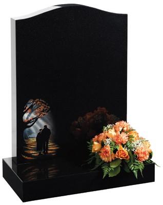 Elmswell Lawn Memorial, Headstone