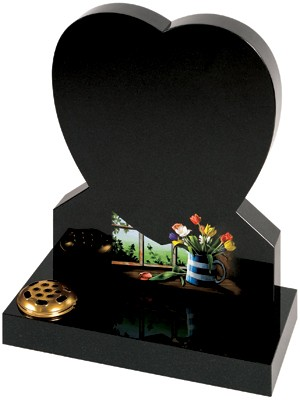 Hornsea. Lawn Memorial, Headstone