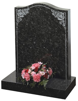 Seaton Lawn Memorial, Headstone