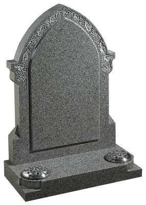 CJ025 - Sledmere. Lawn Memorial, Headstone