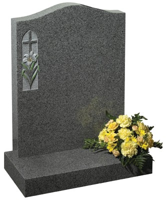 Sutton. Lawn Memorial, Headstone