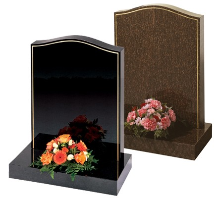 Woodmansey Lawn Memorial, Headstone