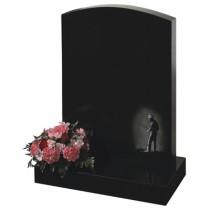 Aldbrough. Lawn Memorial, Headstone