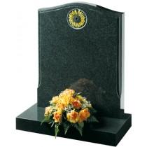 Butterwick. Lawn Memorial, Headstone