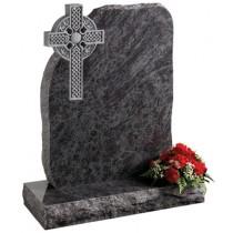 Etton. Lawn Memorial, Headstone