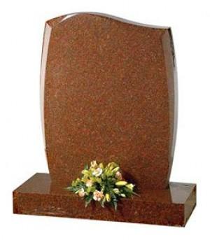 TM704 - Bala. Lawn Memorial, Headstone